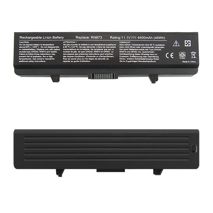 Qoltec Bateria do laptopa Long Life Dell 1525 1526 | 10.8-11.1V | 4400mAh