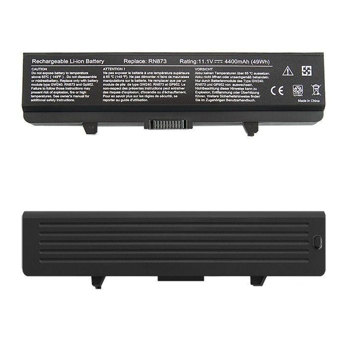 Qoltec Bateria do laptopa Long Life Dell 1525 1526   4400mAh   11.1V