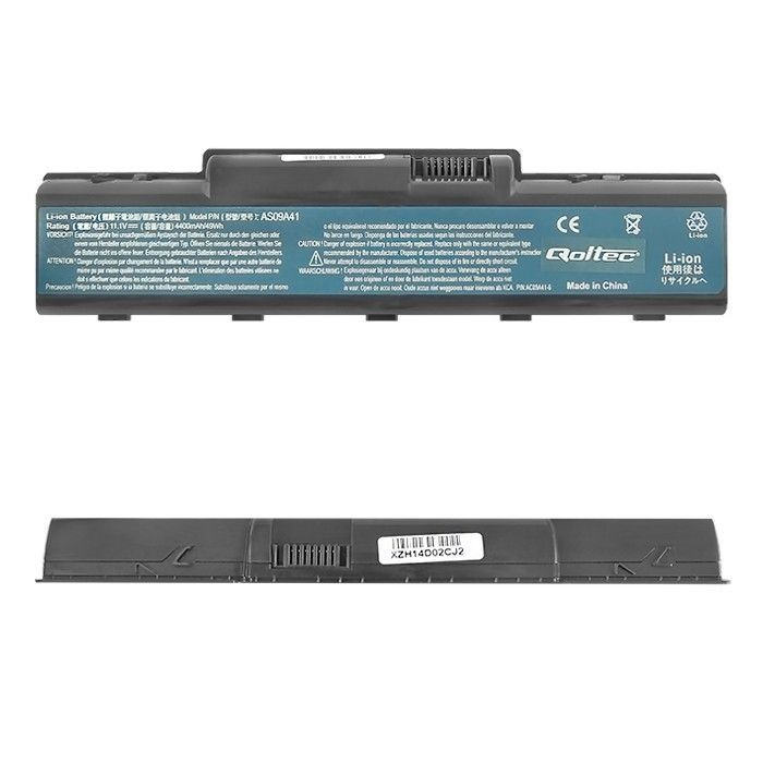 Qoltec Bateria do laptopa Long Life Acer Aspire 5732Z | 4400mAh | 11.1V