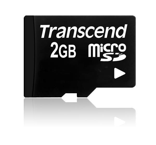Transcend micro SecureDigital 2GB (no box)