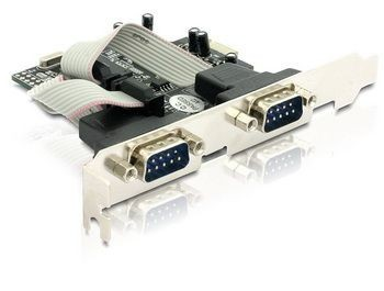 DeLOCK karta pci express -> 2x COM 9pin
