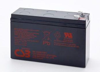 Fideltronik CSB akumulator HR1224W 12V 24W