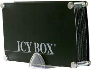 Icy Box obudowa na dysk 3,5'' SATA lub IDE z 1xUSB 2.0 (czarna)