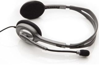 Logitech Słuchawki Stereo Headset H110