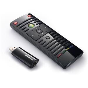 AverMedia AVERMEDIA AVerTV Volar HD Nano, TV tuner USB (DVB-T, HDTV, Win MCE certifikovaný DO)