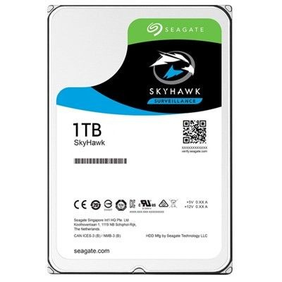 Seagate Dysk SkyHawk, 3.5'', 1TB, SATA/600, 5900RPM, 64MB cache