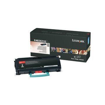 Lexmark toner black (korporacyjny, 15000str, X463/ X464/ X466)