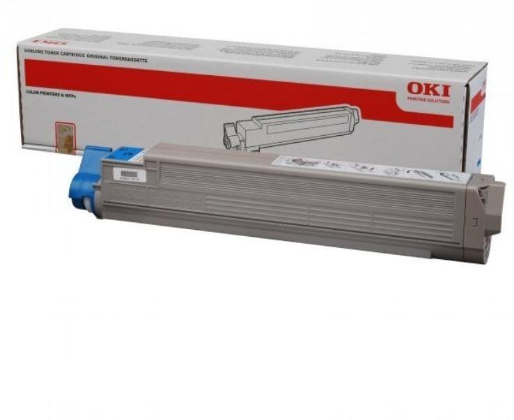 OKI Toner cyan | 15 000str | C910