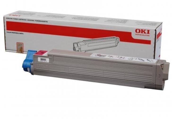 OKI Toner magenta | 15 000str | C910