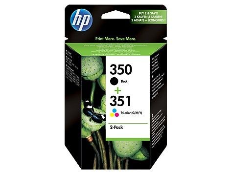 HP 350/351 Combo Pack Vivera