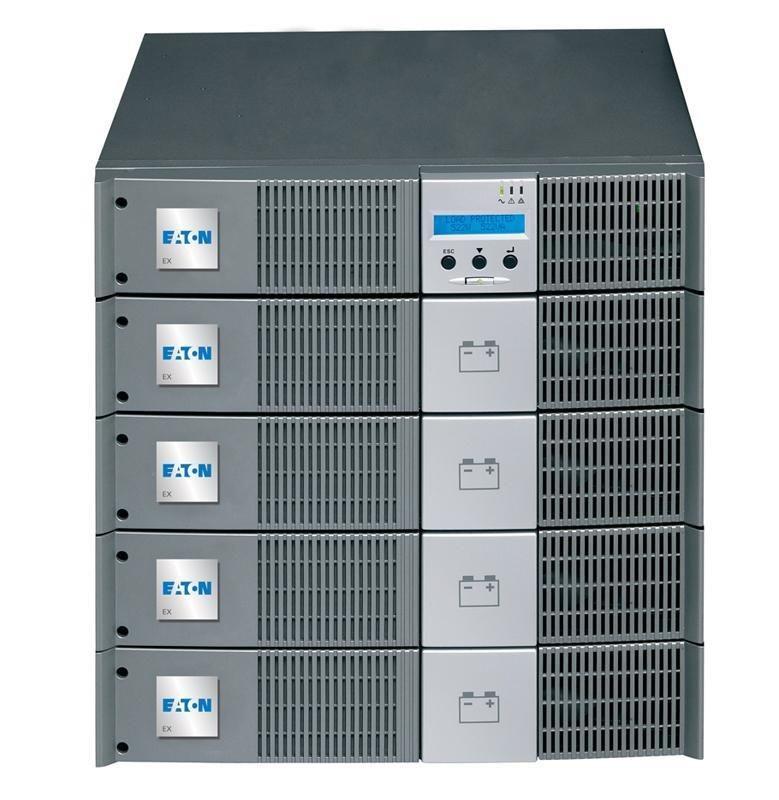 Eaton UPS EX 3000 RT2U Netpack