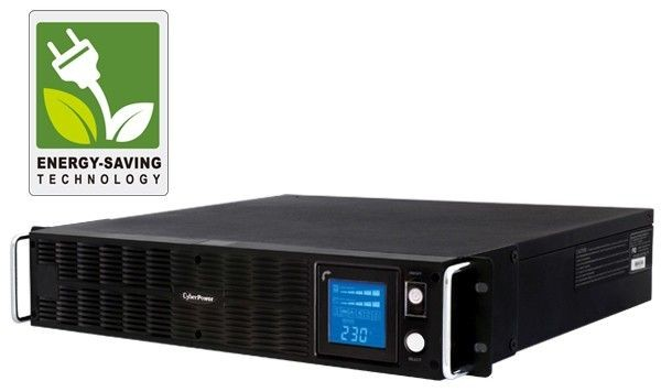CyberPower Cyber Power UPS PR3000ELCDRT2U 2700W Rack/Tower 2U (IEC C13)