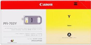 Canon PFI-703 Yellow