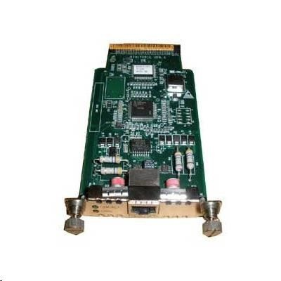 HP MSR 1-port Fractional SIC Module