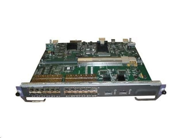 HP 7500 24-port GbE SFP Module with 8 Combo Ports