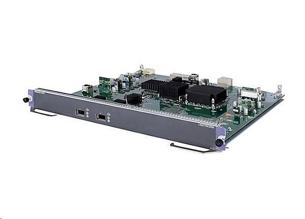HP 7500 2-port 10GbE XFP Enhanced Module
