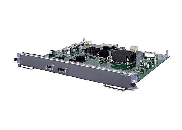 HP 7500 2-port 10GbE XFP SD Module