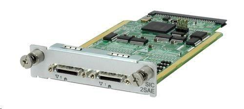 HP MSR 2-port FXO SIC Module