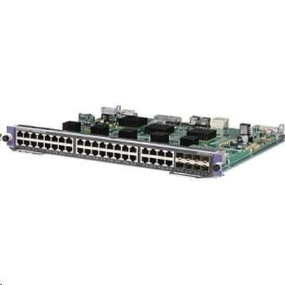HP 7500 40p Gig-T/8p SFP PoE-ready Mod
