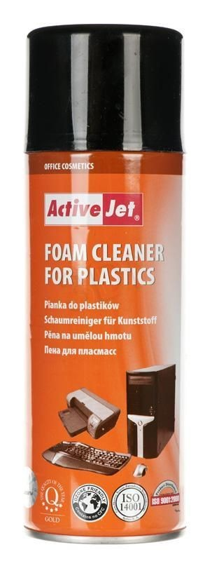 ActiveJet AOC-100 pianka do plastiku 400ml