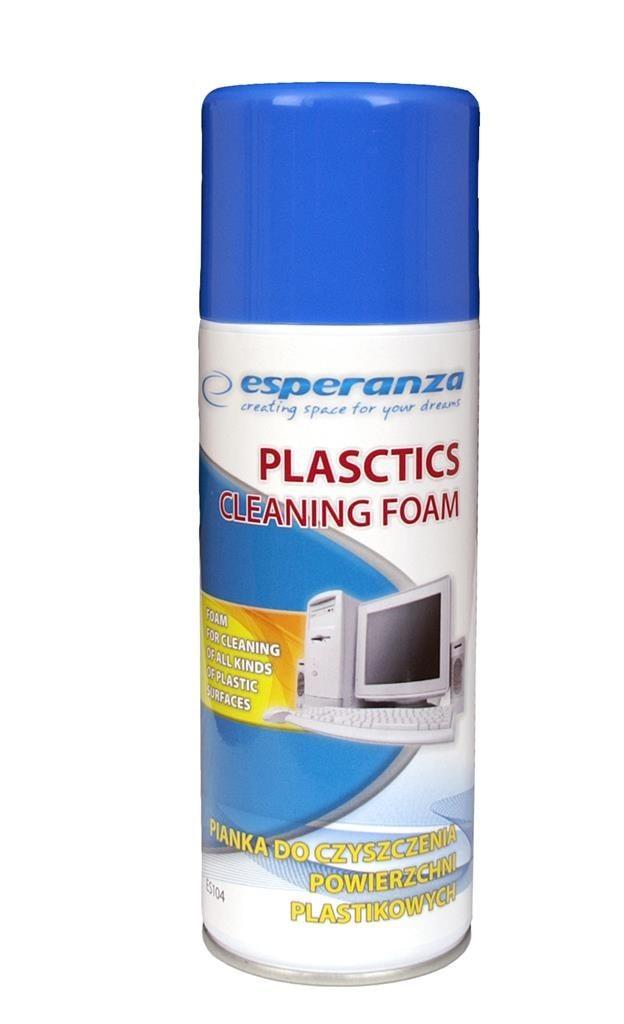 Esperanza pianka do czyszczenia plastiku 400ml