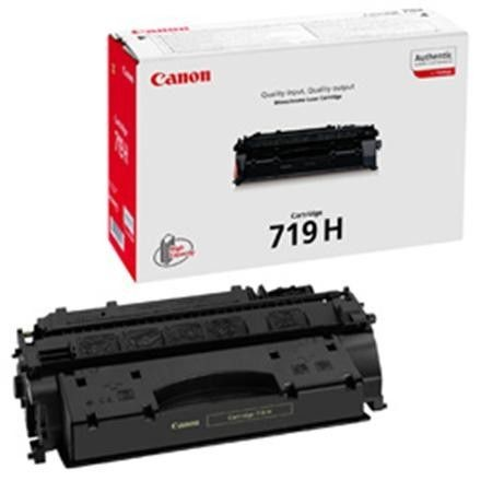 Canon Toner CRG-719HBK 6.1k