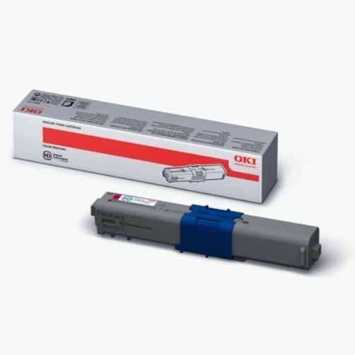 OKI Toner magenta | 2000str | C310/330/510/530/351/361/561/352/361/362