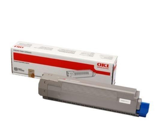 OKI Toner magenta | 7300str | C801/C821