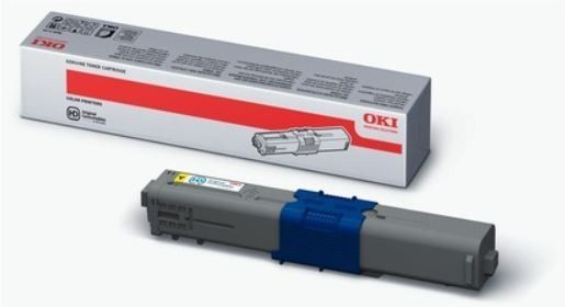 OKI Toner yellow | 2000str | C310/330/510/530/351/361/561/352/361/362