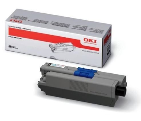 OKI toner black (5000str, C510/530/561)