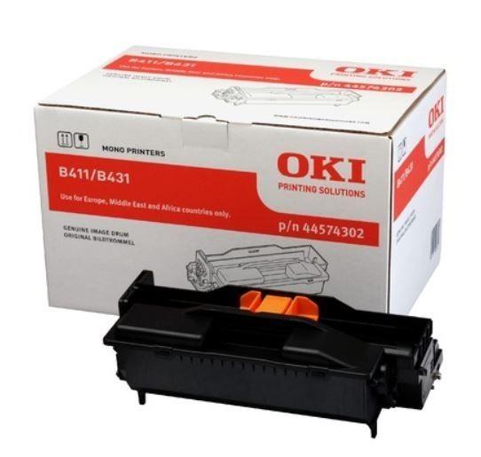 OKI Bęben black | 25 000str | B411/B431/471/491/461