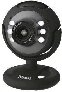 Trust SpotLight Webcam (300K, USB 2.0, diody LED)