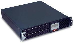 Lestar UPS TsR-XL-1100 1000VA/600W Sinus PF 0,6 LCD RT 6xIEC USB RS RJ 45