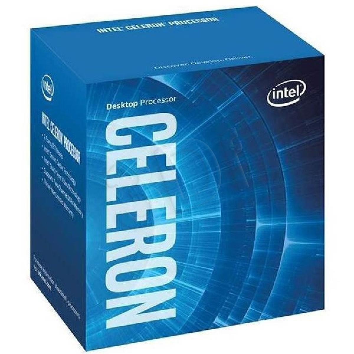Intel Procesor CPU/Celeron G3900 2.80GHz 2M LGA1151 BOX