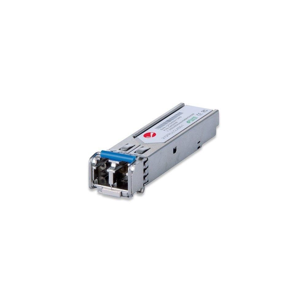 Intellinet Network Solutions Moduł MiniGBIC/SFP 1000BaseSX (LC), wielomodowy, 850nm, 550m