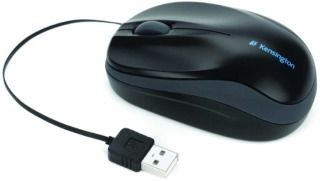 Kensington Pro Fit Retractable Mobile Mouse
