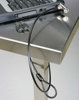 Kensington Keyed Computer Lock (zabezpieczenie, na klucz)