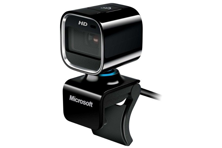 Microsoft LifeCam HD-6000 For Notebooks USB