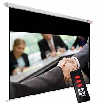 AVTek Ekran elektryczny Business Electric 240 (235x146,8 cm), MW, 16:10