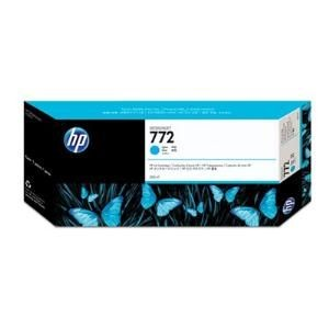 HP tusz 772 cyan (300ml, DesignJet)