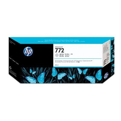HP tusz 772 light grey (300ml, DesignJet)