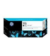 HP tusz 772 matte black (300ml, DesignJet)