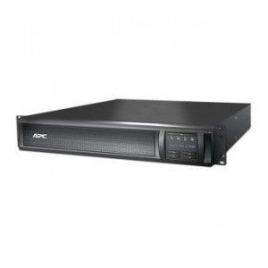 APC Smart-UPS X 1500VA Rack/Tower LCD 230V with Network Card & Enviromental Mon.