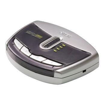 Aten przełącznik 4/1 USB-2.0
