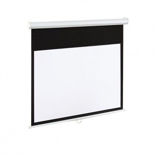 ART ekran elektryczny 16:9 84'' 186x105cm matte white z pilotem EM-84 19:6E