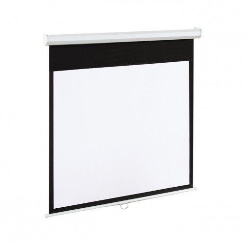 ART EKRAN ELEKTRYCZNY 4:3 120' 244x183cm matte white z pilotem