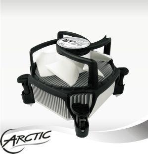 Arctic Cooling Alpine 11 GT Rev.2, CPU cooler PWM, s. 775, 1156