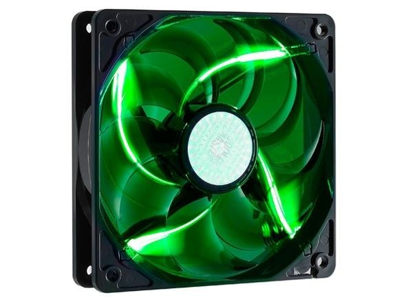 Cooler Master Wentylator SickleFlow (Green LED) 120mm