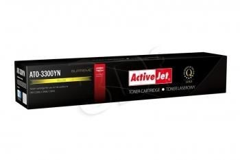 ActiveJet Toner ActiveJet ATO-3300YN | Yellow | 2500 str. | OKI C3300,43459329