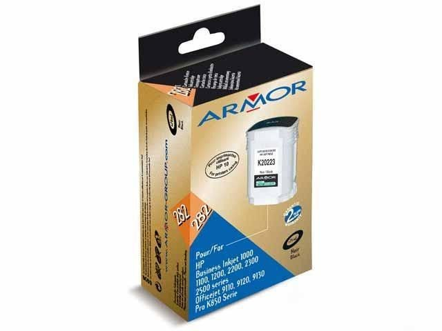 Armor tusz do HP Officejet 9110/9120/9130 black (C4844A)
